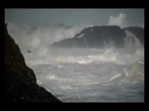 Ballintoy Waves - N. Ireland