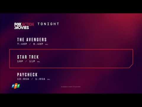 [Full HD 1080p) Fox Movies (Asia) - Tonight Movies (06/05/2018)