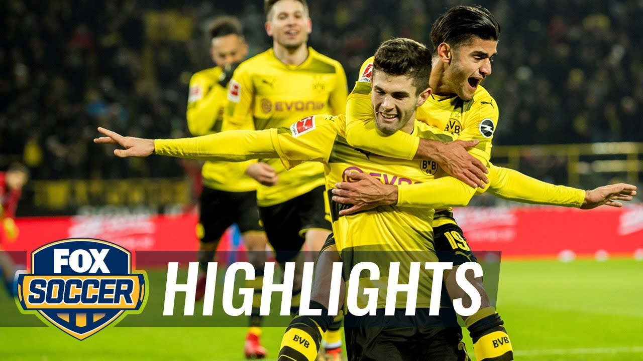 Borussia Dortmund S Top 100 Bundesliga Goals Of All Time