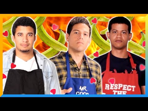 Latino Dad Cook-Off: Date Night