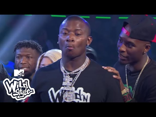 O.T. Genasis Pushes Nick Cannon & His Squad to the Limit  | Wild 'N Out | #Wildstyle