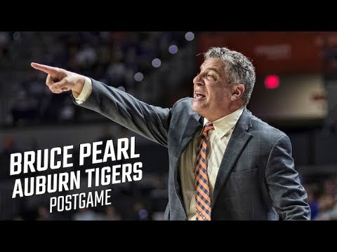 Bruce Pearl on his future: 'I want to stay at Auburn'