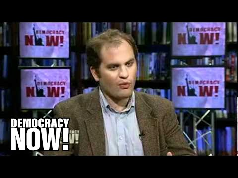 "Mike Elk on Democracy Now! about ""The Hidden History of ALEC & Prison Labor"" in The Nation"