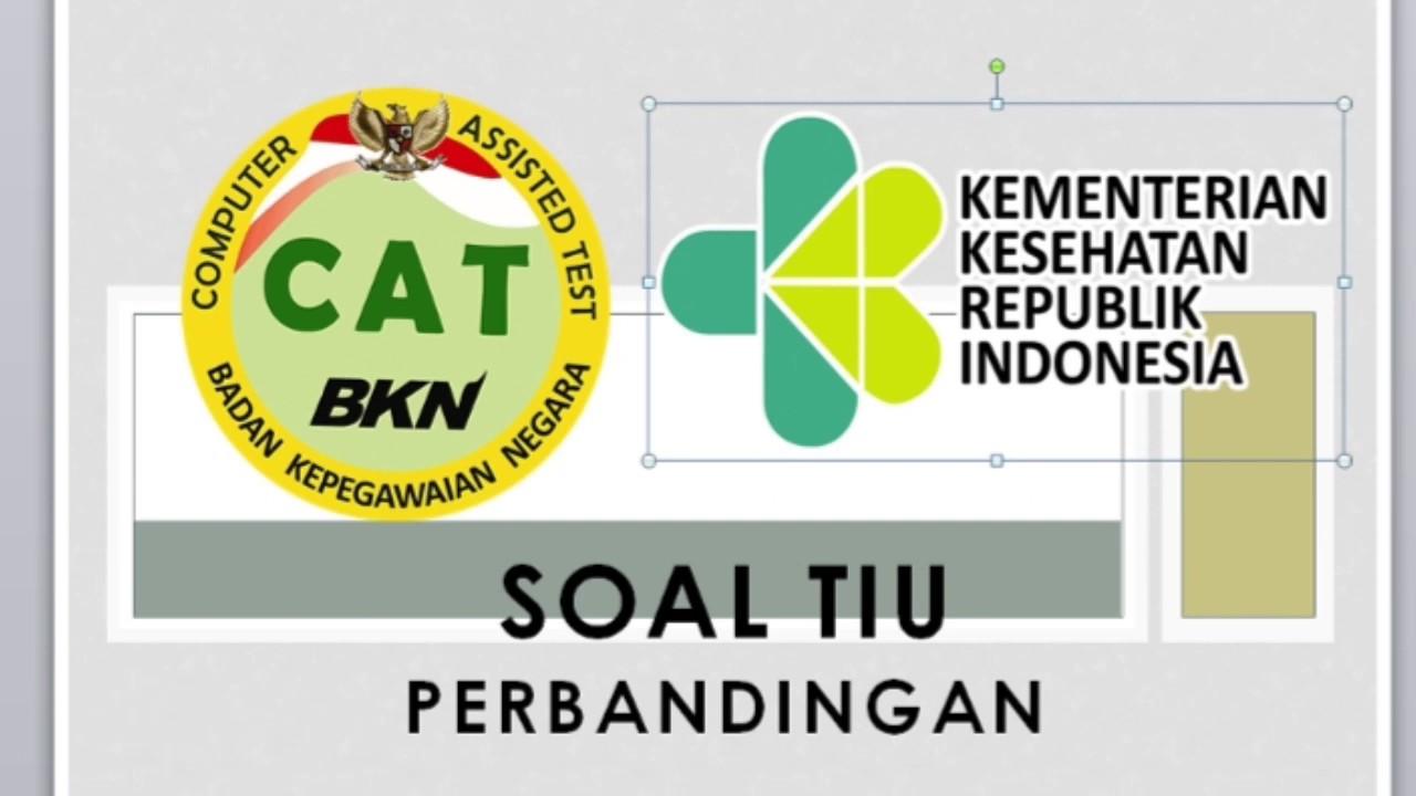 Soal Cat Cpns Pppk Tiu 3 Terbaru 2019