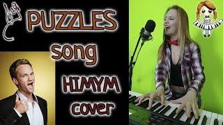 Asya - Puzzles Bar Song (LIVE cover) [Песни из моих любимых сериалов #6 - HIMYM]