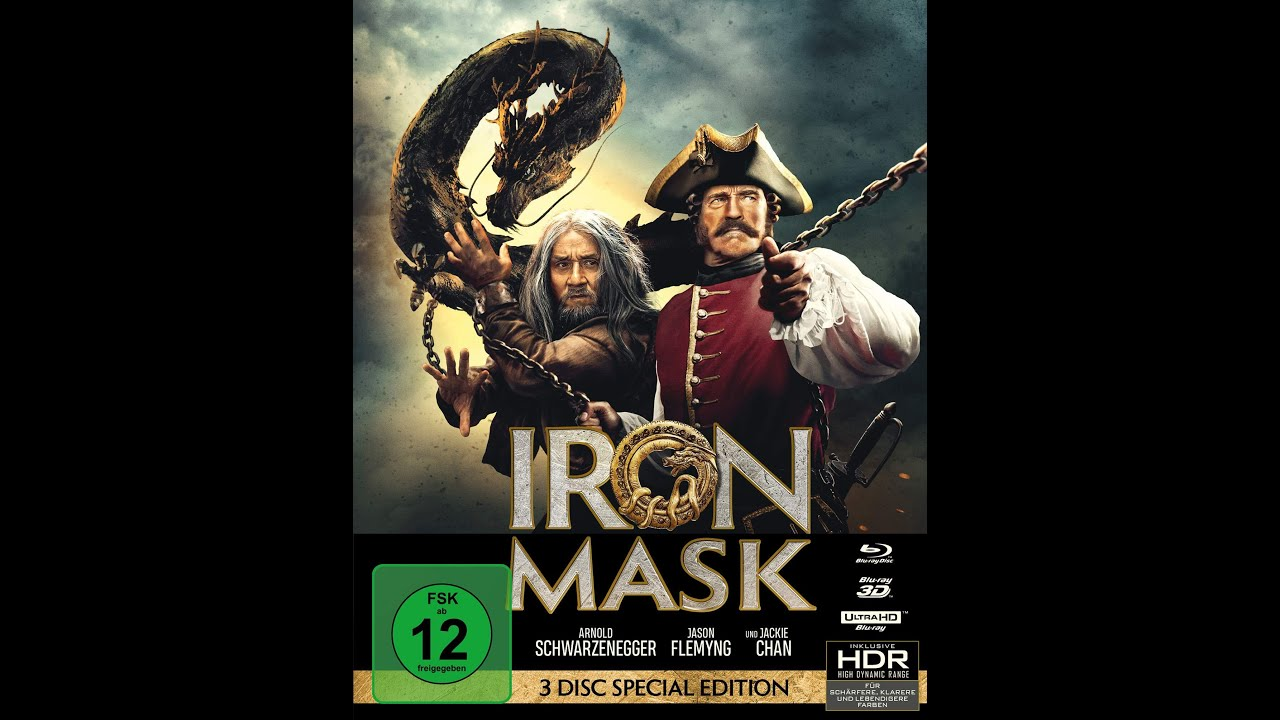 (2019) Iron Mask 3D - SBS In 4K (2K DI) HDR10 Preview