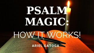 Psalm Magic: How It Works