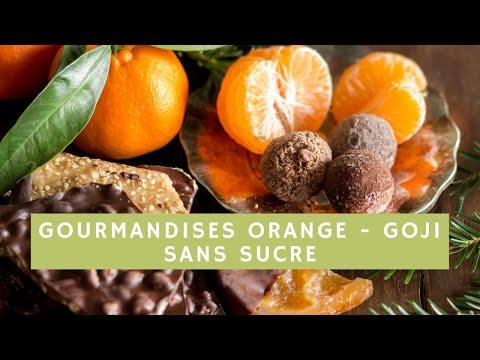 gourmandises-orange---baies-de-goji-/-sans-sucre,-à-bas-indice-glycémique