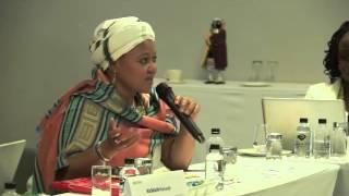 FFD RoundTable: Professor Alinah Kelo Segob - HSRC