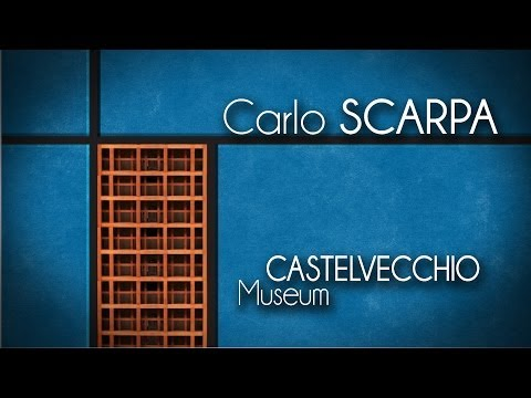 Carlo SCARPA - Castelvecchio Museum