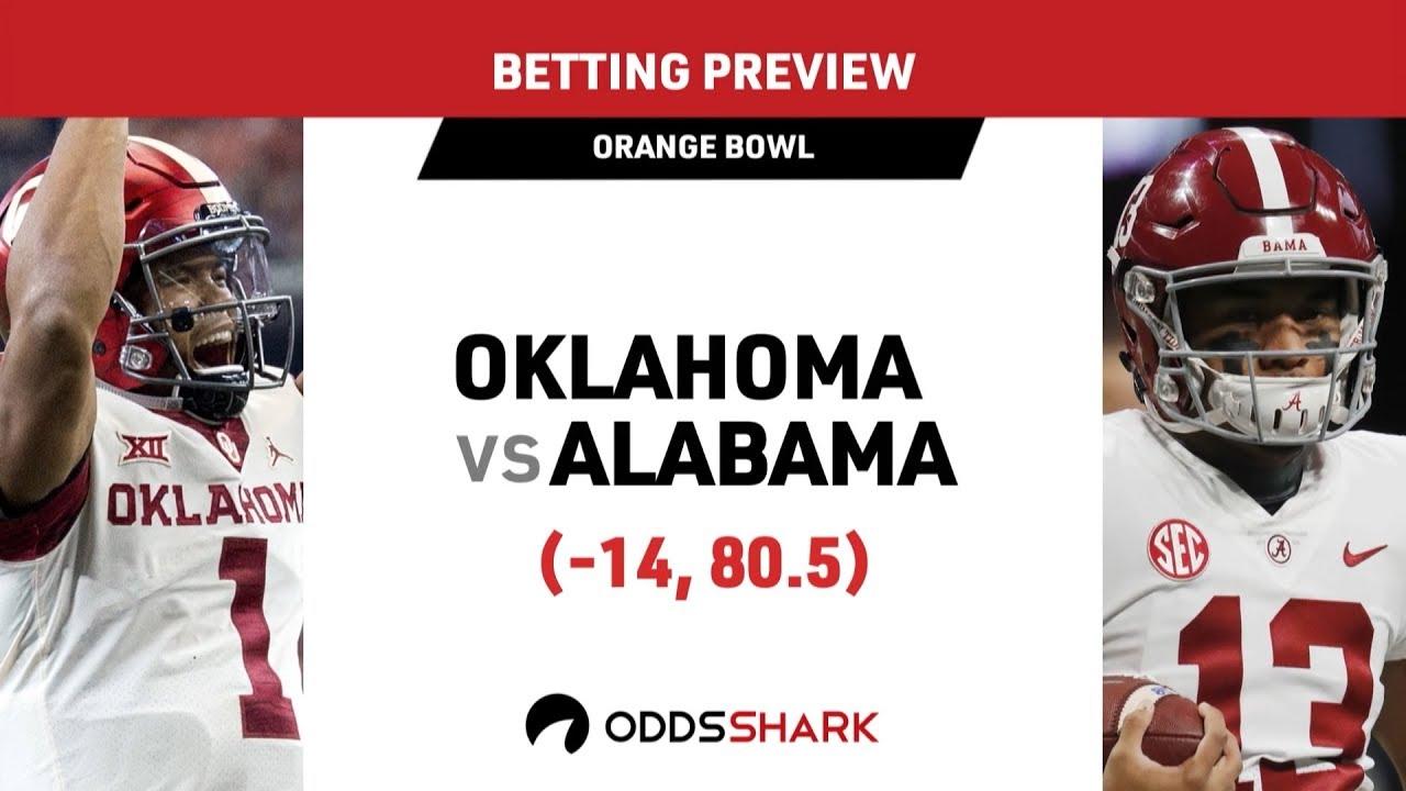 College Football Playoff: Oklahoma Sooners vs Alabama ...