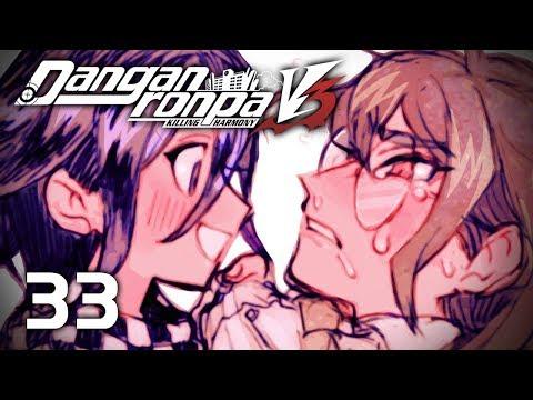 TO PROTECT - Let's Play - Danganronpa V3: Killing Harmony (DRV3) - 33 - Walkthrough Playthrough