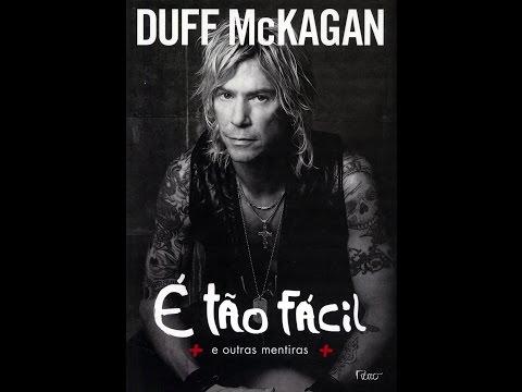 Filipe Duarte – Livro Duff McKagan – É tão fácil… e outras mentiras