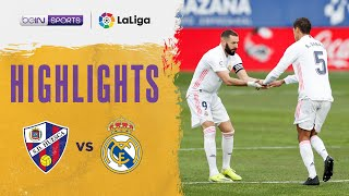 Huesca 1-2 Real Madrid | LaLiga 20/21 Match Highlights