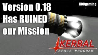 Baixar Version 0.18: Has Ruined our Mission (RCS to the Moon and Back) - Kerbal Space Program