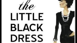 видео С чем носить черное платье?