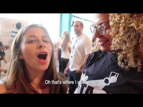 Dating In Israel... At The Job Fair