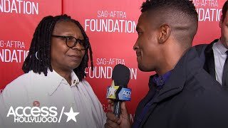 Whoopi Goldberg Remembers Robin Williams | Access Hollywood