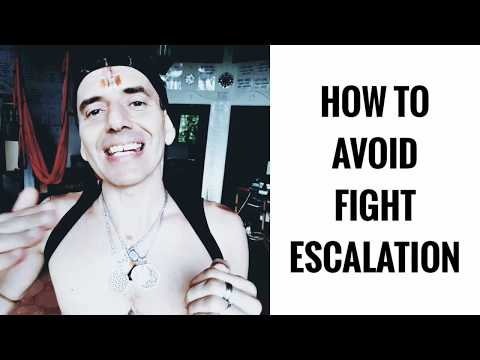 #VITALCOUPLES - HOW TO AVOID FIGHT ESCALATION