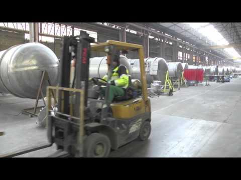 Entreprise industrielle Maisonneuve dans la Manche (50)