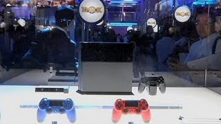 Gunfight at the console corral as Sony unleashes PlayStation 4