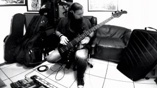 "Megadeth - ""Ashes In Your Mouth"" (Bass Cover)"