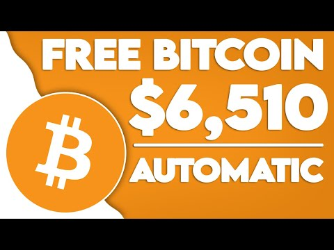 Get Free BITCOIN Automatically ($47,000+)   Earn 1 BTC In 1 Day
