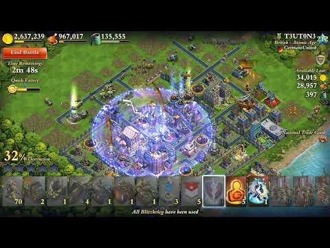 Dominations - Kalingga's Attack 09.12.2017 (vs. T3UT0N3 - GermansUnited)