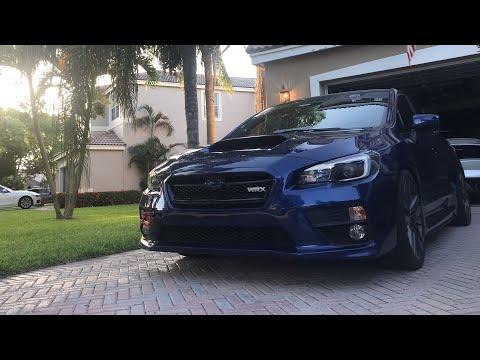 2016 Subaru WRX Exhaust (Stock, Downpipe, Catback)- Alex Stavrinos