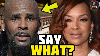 Lisa Raye Makes A Jaw Dropping Statement About R. Kelly