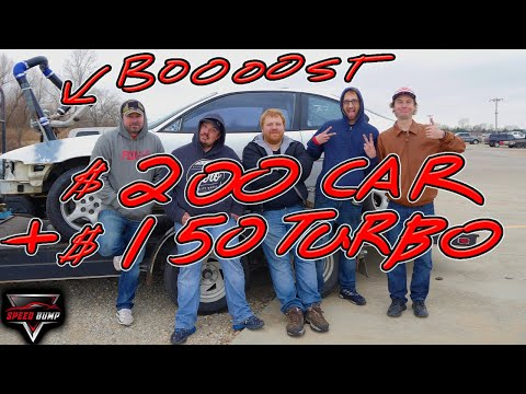 Junkyard Wars 2015 - Speed Bump Ep3