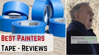 Best Painters Tape Reviews | Interior Painting Tips | Naperville Contractors