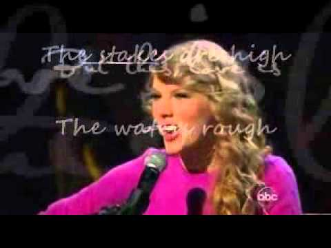 Ours by Taylor Swift with Lyrics