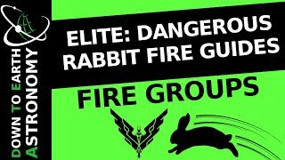 How to use Fire Group | Elite dangerous