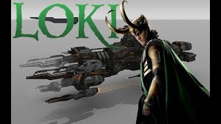 EVE Online/Wild Haze - Loki solo pvp