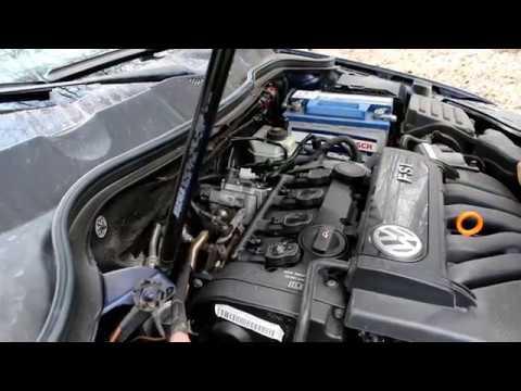Троит двигатель 2.0 FSI на VW passat B6 ошибки 00768, 00769, 00770, P0302. Ч1