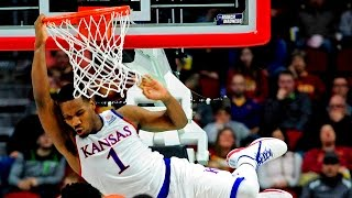 March Madness Highlights: Best dunks of the first week