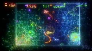 Geometry Wars: Retro Evolved 2 Xbox Live Gameplay - Deadline