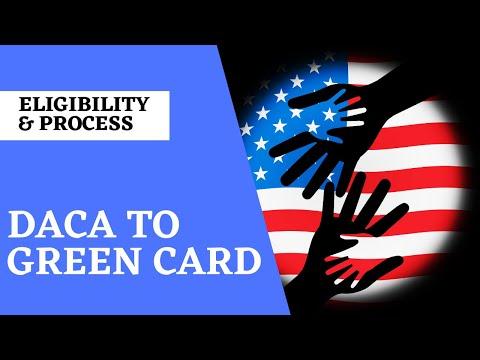 DACA To Green Card