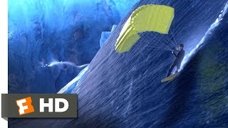 Die Another Day (9/10) Movie CLIP - Tsunami Surfing (2002) HD