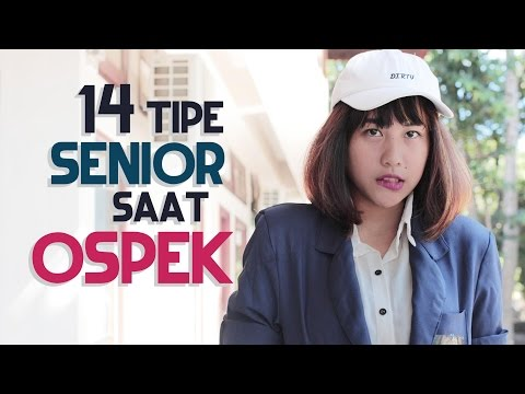 14 TIPE SENIOR SAAT OSPEK   ISENG Project ft. FunnyJangShow