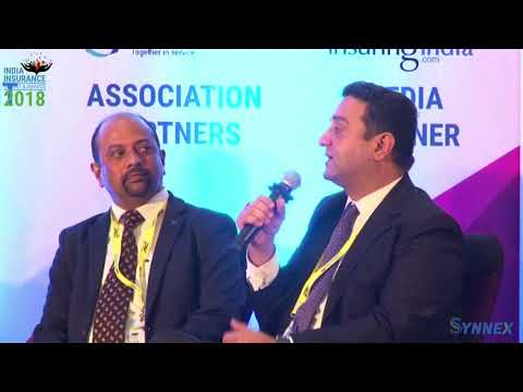 Panel Discussion at India Insurance Summit Moderated by Tejaswi Chawla, SVP - Global Sales | Vymo