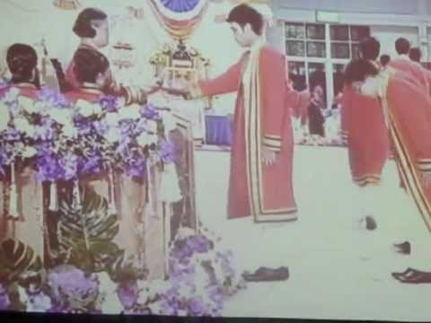 พิธีพระราชทานปริญญาบัตร วทอ.(AMET) KMUTNB 2554