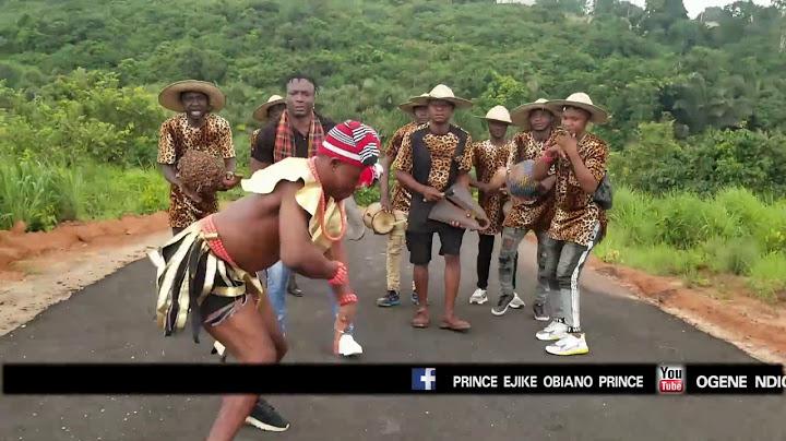 ogene igbo  special dedication to odogwu israel chikwado ogbonna