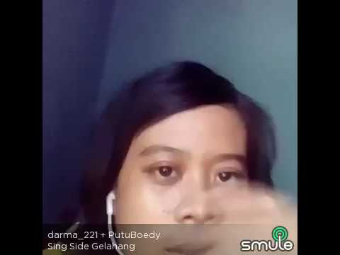 Smule lagu Bali (tusing sida gelahang) - putu eka