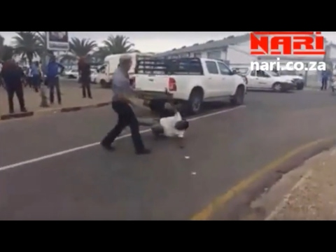 Happened in Windhoek Namibia - Hilarious Commentry
