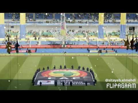 Can Gabon 2017 en photos émotions - Shakira