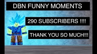 FUNNY MOMENTS DBN ROBLOX HD