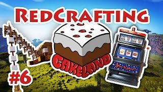 CakeLand - #6 - Игровой автомат и Мега Проект!