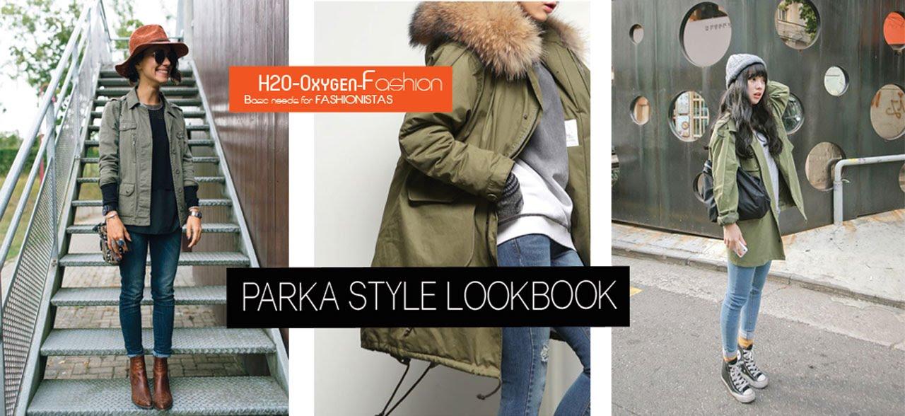 Parka Jacket Style II | How to Style Lookbook - YouTube